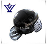 Police Anti-Riot Helmets Military Equipment with Visor (SYSG-285)