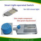 IP65 90W Smart Light-Operated LED Outdoor Street Light (QH-STL-LD90S-90W)