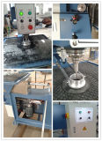 Horizontal Making Glass Holes Drilling Machine