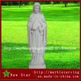Virgin Maryfigure Carving Portrait in Church Statue