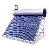 Evacuated Glass Vacuum Tube Low Pressure Solar Water Heater