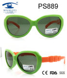 Colorful Kids Sunglasses in Rubber Finished Hot Selling and Fashionable (PS889)