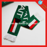 Printed Polyester Football Team Club Scarf