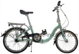 "Fation 20""20"" Nexus Inner 3 Speed Aluminum Light Folding Bike/Floding Bicycle/Special Bike"