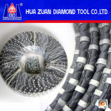 Sintered Diamond Wire Rope Saw for Stone Cutting