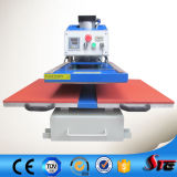 High Quality CE Certificate Electric Pneumatic Two Position T Shirt Heat Press