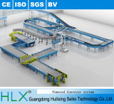 Powered Conveyor System, Automated Lofgistic System