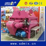 New Mao Twin Shaft Electric Concrete Mixer Machine Supplier From China (KTSA 500-1500)