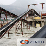 B Series Rubber Belt Conveyer for Conveying Sand and Aggregate