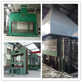 MDF Board Machinery/The Most Advanced Particle Board Production Line/Hot Press Machine