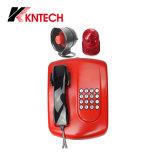 VoIP Public Service Phone Weatherproof Telephone Anti-Riot Phone Knzd-04A