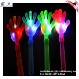 Custom Printed Plastic Clap Hands with LED