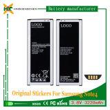 3220mAh 3.8V New Battery for Samsung Note 4 Sm-N9100 N9108V N9109W N9106W