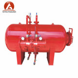 Ca Fire Ductile Iron Tank 400L Foam Storage Tanks