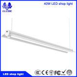 Plug & Play Garage LED Shop Light, Commercial LED Lighting 5000k 8FT LED Shop Light
