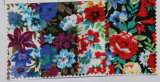 New Design Floral Men′s Skinny Fabric Necktie