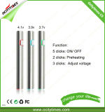 Ocitytimes Varaible Voltage S3 Preheat E Cigarette 510 Cbd Battery