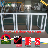 PVC Casement Hurricane Impact Resistant Windows Design