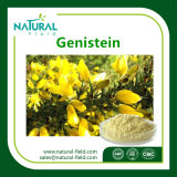 Bulk Supply 98% Genistein Powder, Best Price Pure Genistein