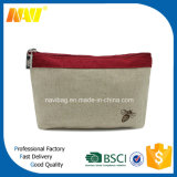 Fashion Canvas Beauty Cosmetic Bag