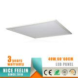 40W 595*595mm/2X2FT Ultra-Thin Square LED Panel Light for Office Lighting