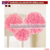 Birthday Party Hanging Fluffy Tissue Paper Ball Decorations (P4096)