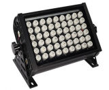 54*3W LED Wall Wash Light LED PAR Light Stage Nj-L54c Light Event Wedding Outdoor Garden Lighting