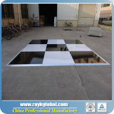 China Wholesale Outdoor Portable Dance Floor Prices Black and White Dance Floor