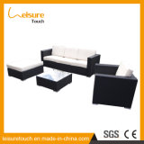 Most Popular Patio Garden Outdoor Furniture Waterproof Wicker Table and Chairs Leisure Rattan Sofa Set