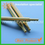 High Quality Factory Wholesale Yellow Green Shrink Marker Sleeve