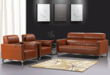 Office Furniture PU Leather Office Sofa (SF-651)