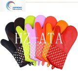 Silicone Cooking Gloves Silicone Heat Resistant Gloves