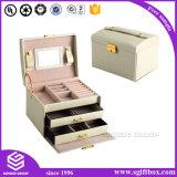 Luxury Handmade Custom Leather Packaging Jewelry Box