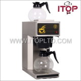 Stainless Steel Electric Drip Coffee Machine (DCM-17)