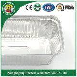 W Price Food Grade Aluminum Foil Container