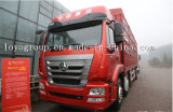 Sinotruk (CNHTC) Hohan 8X4 Cargo Truck with Best Price