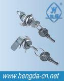 Yh8241 Electric Box Lock, Retractable Door Lock, Coffee Machine Lock