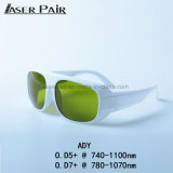 ADY 740-1100nm Laser Safety Eyewear Safety Goggles for 755nm, 808nm, 980nm, 1064nm ND YAG Laser for Tattoo Removal