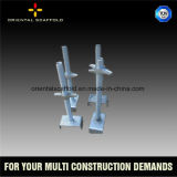 Scaffolding Solid Pipe Base Jack
