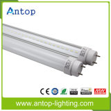 No Flicker Dimmable LED Tube Light with 130lm/W TUV Ce RoHS