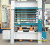 Plywood Hot Press Machine with Durable Cylinder and Hot Plate