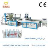 Fruit Package Used Plastic HDPE Bag Making Machine