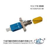 Sc/Male-St/Female Optic Fiber Hybrid Adapters Male to Female