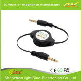 Premium Retractable 3.5mm Stereo Cable