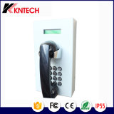 SIP Phone Cold-Rolled Steel Public Phone with LCD Knzd-05LCD Kntech