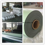 PVC Waterproof Membrane with Reinforced Polyester Fiber