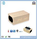 Newest Wooden Multi-Function Qi Standard Wireless Charging Bluetooth Speaker
