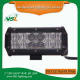 7'' 5D 36W LED Bar Lighting Offroad Driving Truck Jeep, SUV, Ute, ATV Car Accessories