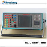 Micro Computer Control Automatic 3 Phase Relay Protection Tester