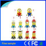 Popular 4GB Cartoon PVC Minion Style USB Flash Drive